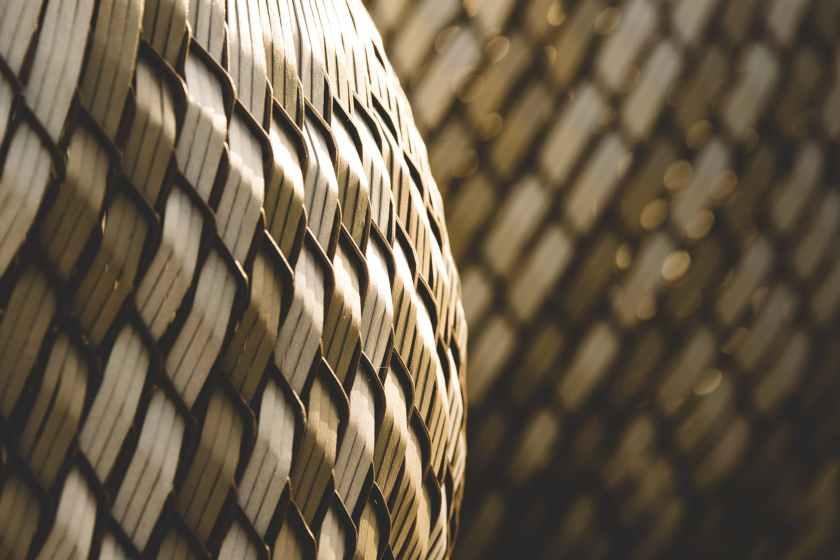 abstract art close up dark