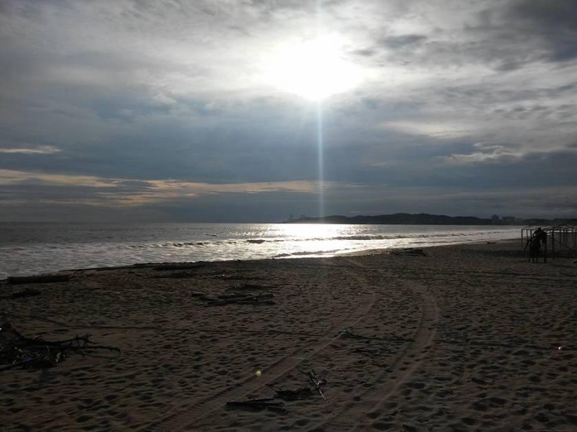 Sunset at Playas